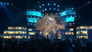 Бурито feat. Ёлка - Ты знаешь (live) MTV EMA 2014