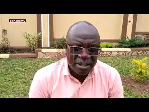 Museveni ayise aba NRM CEC enkya