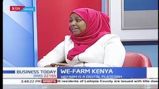 We-Farm Kenya seek to connect farmers via text