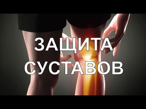 Защита суставов \ Елена Бахтина