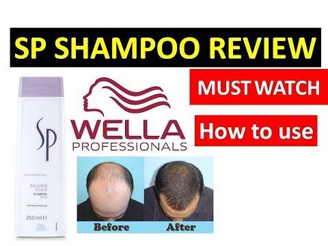 WELLA SP BALANCE SCALP SHAMPOO | BN Review | WELLA PROFESSIONAL