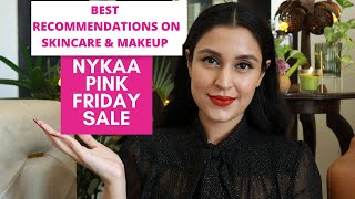 NYKAA PINK FRIDAY SALE RECOMMENDATIONS | SKINCARE/HAIRCARE/BODYCARE/MAKEUP | Chetali Chadha