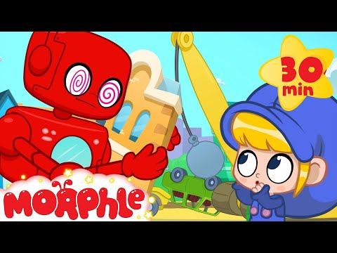 Oh No Morphle Got Hypnotized! My Magic Pet Morphle Super Hero Videos For Kids Mp3