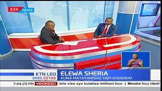 Elewa Sheria: Maandalizi kabla ya rais mteule kuapishwa