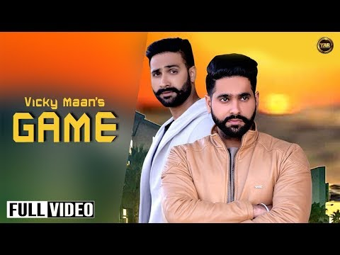 Game  Vicky Maan