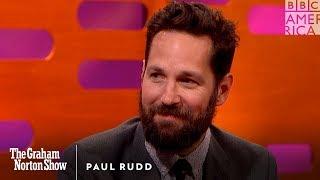 Paul Rudd Has Always Been Beautiful - The Graham Norton Show