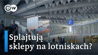 Niemcy. Zbankrutują sklepy na lotniskach?