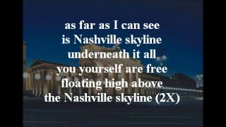 DISHWALLA - Nashville Skyline - Lyrics