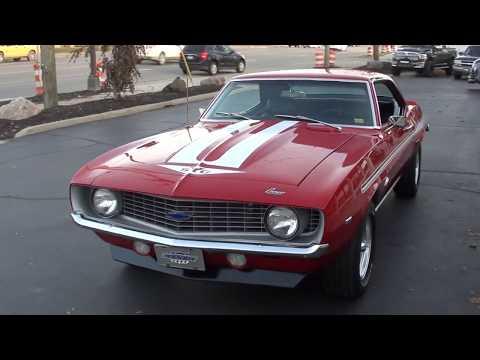 Video of '69 Camaro - MD2K