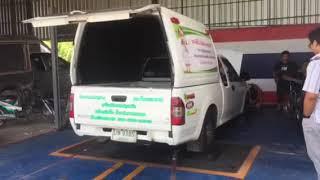 preview picture of video 'รถตู้ยาซิ่งเทอร์โบ44 เสี่ยโอห์มP.N.Product  ช่างตั้ม นครสวรรค์ ทนายโจ้ มาขึ้นDyno'