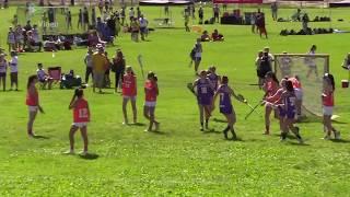 Ava Soucy 2022 Lacrosse Highlight Video 2020
