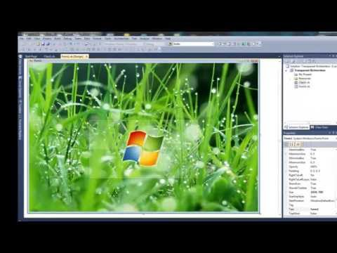VB 2008/2010 - Transparent Richtextbox  - Visual Basic (VB) - MoDy kareem