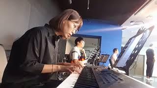 주은혜임을 - 피아노,바이올린 연주입니다.