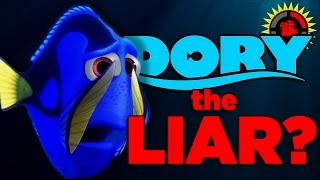 Film Theory Is Dory A LIAR Finding Dory  Pt 2
