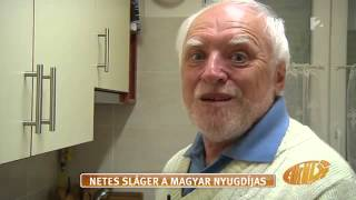 Hungarian TV Interview with Harold