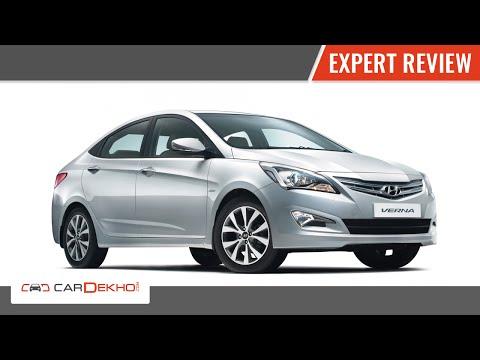Hyundai 4S Fluidic Verna 1.6 Diesel | Expert Review | CarDekho.com