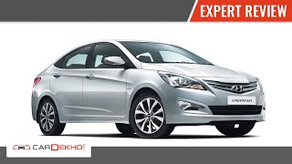 Hyundai 4S Fluidic Verna 16 Diesel