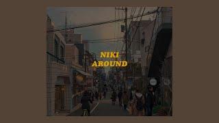 「around - NIKI (lyrics)💛