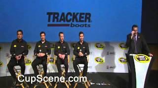 2016 NASCAR Media Tour : Furniture Row Racing