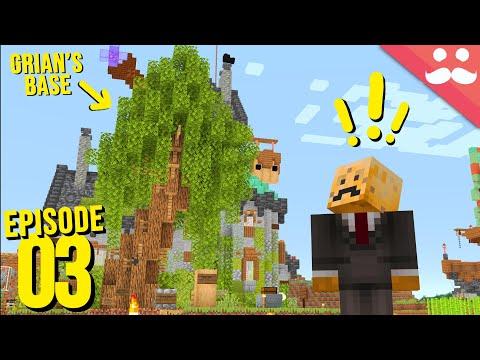 Hermitcraft 8: Episode 3 - TREE WAR!