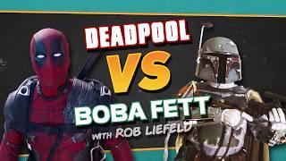 Deadpool vs Boba Fett: A Star Wars Show Extra