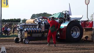 Interviews And More Tractor Pulling Edewecht 2018 By Mrjo Hmongvideo