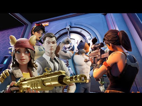 I took out EVERY BOSS in Fortnite !!!!