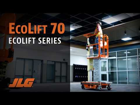 EcoLift 70 by JLG
