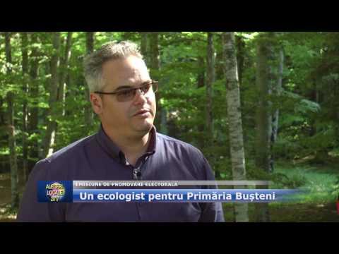 Emisiune Electorala Busteni – Partidul Ecologist Roman, Filiala Prahova