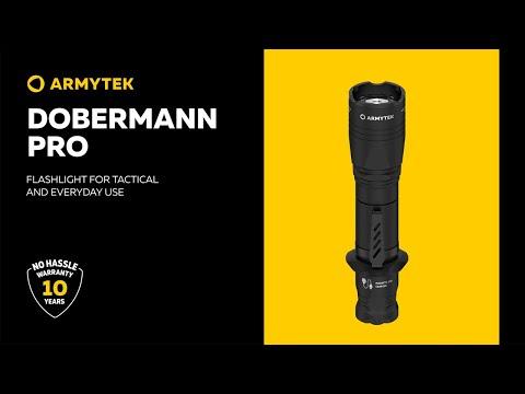 Armytek Dobermann Pro USB Magnet