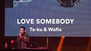 Vivd LIVE 2016: Ta-ku & Wafia - Love Somebody