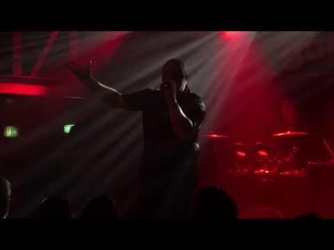 VNV nation live @ Garage Glasgow 23/05/19