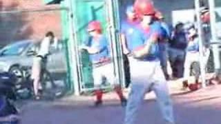 preview picture of video 'Baseball Moustique A Beloeil'