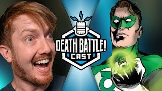 Ben 10 VS Green Lantern Sneak Peek | DEATH BATTLE Cast #127