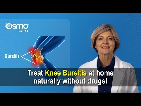 Video Knee Bursitis Treatment (Drug Free & Non-Invasive)