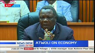 COTU Secretary General Francis Atwoli urges for dialogue to address the current political situation