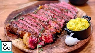 Rib of beef with bearnaise sauce - YouCook
