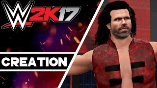 WWE 2K17 Creations: #BROKEN Matt Hardy (Xbox One)
