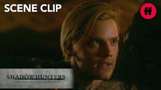 Shadowhunters | Season 2, Episode 1: Jace Kills & Jocelyn Attempts | Freeform
