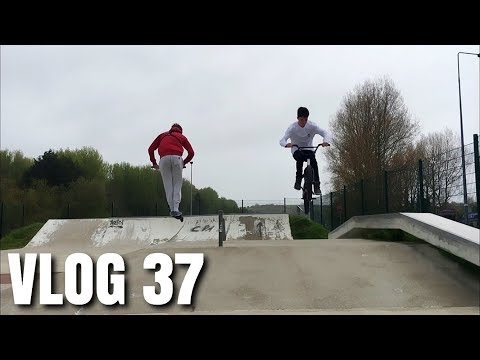 The Bandon Skatepark Vlog
