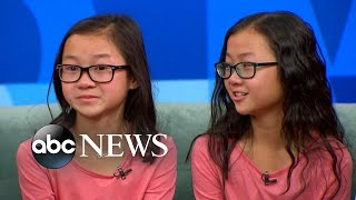 Twin Sisters Separated at Birth Reunite on 'GMA'
