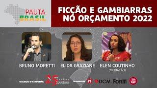 #aovivo | Ficção e gambiarras no orçamento 2022 | Pauta Brasil