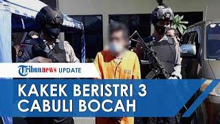 Kakek Beristri 3 di Bali Cabuli Bocah 10 Tahun, Terbongkar dari Sandal Jepit Korban di Rumah Pelaku