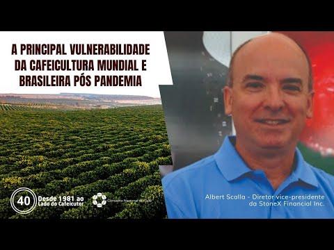 Palestra: A principal vulnerabilidade da cafeicultura mundial e brasileira pós pandemia