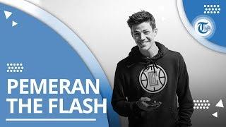 Profil Grant Gustin - Pemeran di Serial The Flash