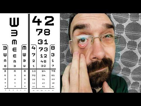 Hogyan lehet megállítani a látássérülést