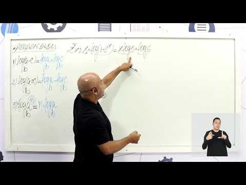 Aula 15 | Logaritmo I - Parte 02 de 03 - Matemática