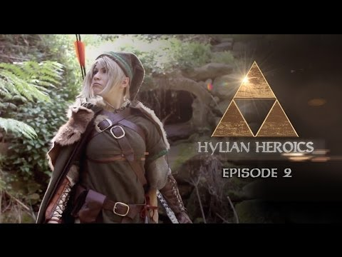 This Awesome Zelda Web Series Was Made In Australia