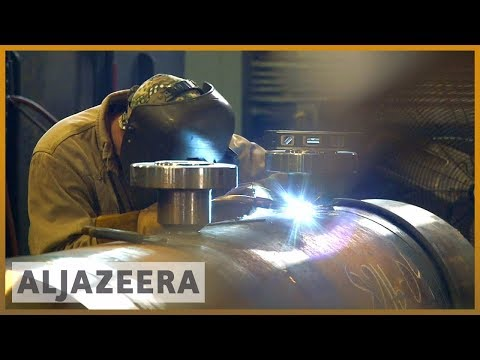🇺🇸 US economists question sustainability of recent economic growth   Al Jazeera English