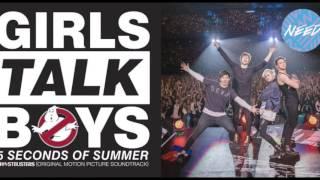 5 Seconds Of Summer - Girls Talk Boys (Stafford Brothers Remix)